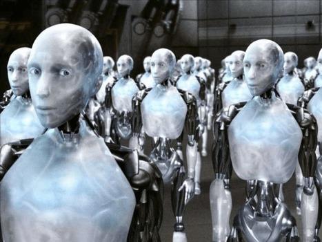 eeeh! que los robots ya están aquí, y hay que empezar a ... preocuparse? | vía VB noticias | eSalud Social Media | Scoop.it