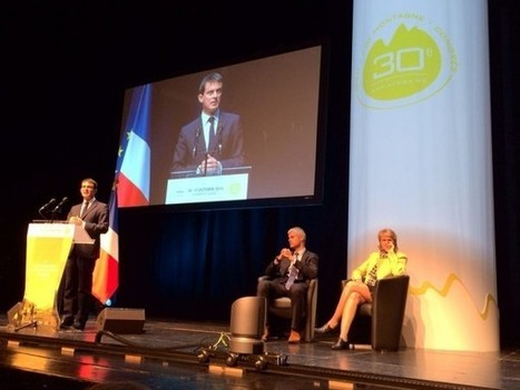 Montagne : les principales annonces de Manuel Valls au congrès de l'Anem | tourisme et etourisme en montagne | Scoop.it