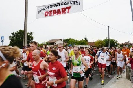 Balade sportive sur les coteaux | Oenotourisme en Entre-deux-Mers | Scoop.it