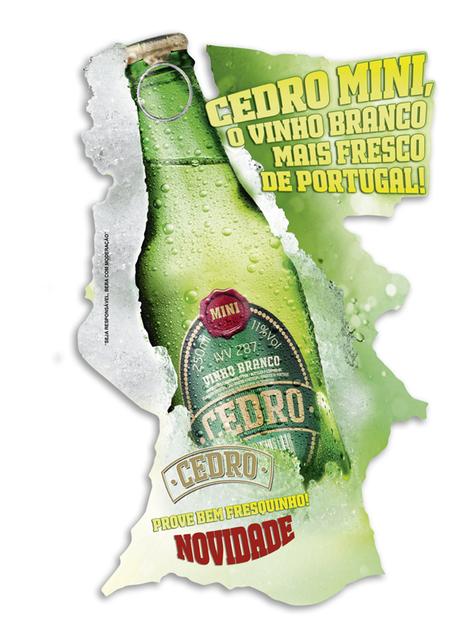 """M&A Creative lança campanha outdoor para marca """"Cedro""""   Blog Grupo M&A   Wine&Spirits   Scoop.it"""