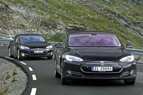 Tesla pourrait choisir le Royaume-Uni pour implanter une Gigafactory européenne | Tesla Motors (+ other electric cars news) | Scoop.it