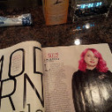 my second time finding ladyada of @Adafruit on the newsstand at @wholefoods - via @pdp7   Raspberry Pi   Scoop.it