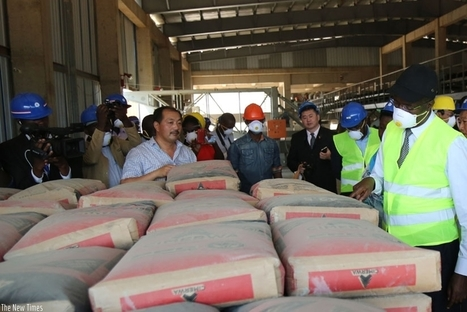 Rwanda to export cement as new plant boost production | SME Export & International Marketing | Scoop.it