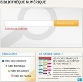 La bibliothèque numérique de l'Enssib | Bibliothèques numériques | Scoop.it