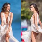 Photos : Alessandra Ambrosio dévoile ses fesses en plein shooting sexy | Radio Planète-Eléa | Scoop.it