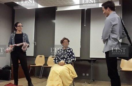Besançon : du théâtre pour aborder la fin de vie | Aidants familiaux | Scoop.it