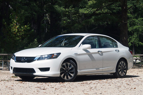 2014 Honda Accord Hybrid [w/video] First Drive - Autoblog   HondaSeekonk   Scoop.it