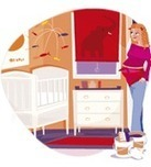 Nursery decorating, Why Parents Should Plan it | Health and Pregnancy | Scoop.it