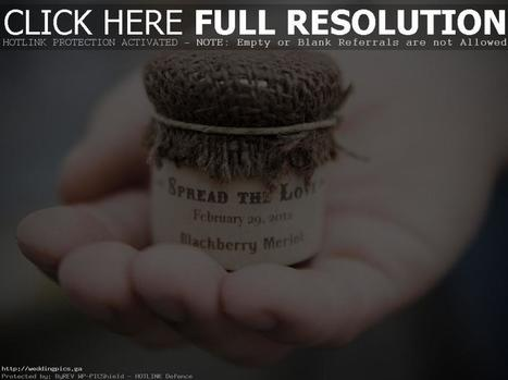 Small, Cute and Unique Wedding Favors for Guest - Wedding HD Pictures | News | Scoop.it