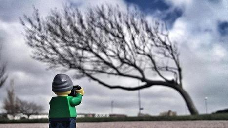 Intrepid Lego minifig goes around the world taking pictures   Lego is not a game... not only   Scoop.it