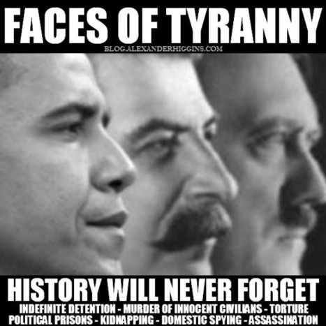 Faces of Tyranny... | Littlebytesnews Current Events | Scoop.it