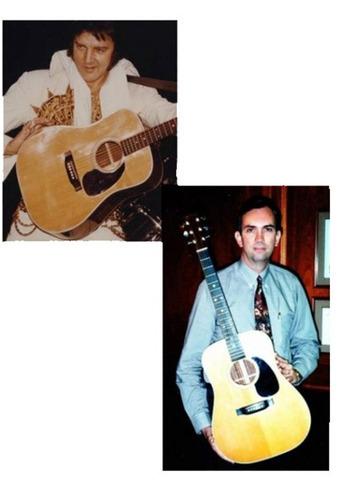 ElvisNews.com: Elvis's Last Guitar For Sale - Misc. | Around the Music world | Scoop.it
