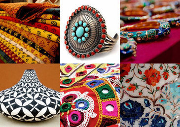Indian Handicrafts Company: Manufacturer & Suppliers of Scarves, Stoles, Readymade Garments, Handbags, Jewellery, Handicrafts, India | Famous Artists Biographies | Scoop.it