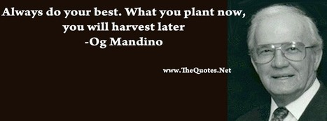 Facebook Cover Image - Og Mandino Quotes - TheQuotes.Net | Facebook Cover Photos | Scoop.it
