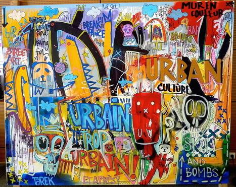 Urbain trop Urbain by Tarek   Les créations de Tarek   Scoop.it