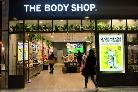 The Body Shop soigne sa boutique des Halles [Diapo] | Nouveaux concepts magasins | Scoop.it