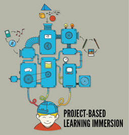 Project-Based Learning Immersion :  Intro, Design, Launch!  Three part on line class | Engagement Based Teaching and Learning | Scoop.it
