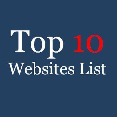 Top 10 Websites List on Twitter   Custom Web Design Development Services   Scoop.it