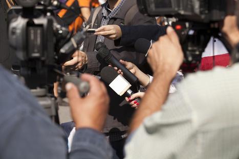 Une formation Média Training avec un journaliste actif, plutôt non   Prise de parole en public   Scoop.it