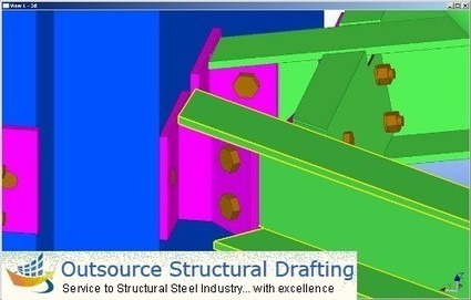 Outsource Structural Engineering Services | Outsource Structural Drafting and Steel Detailing Services | Scoop.it