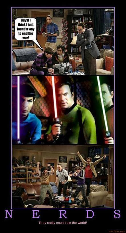 nerds - they realy could rule the world (521×960) | Vulbus Incognita Geek Zone (GZ) | Scoop.it