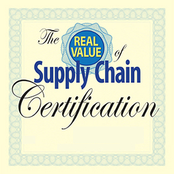 The Real Value of Supply Chain Certification - Article from Supply Chain Management Review   Supply chain talent   Scoop.it