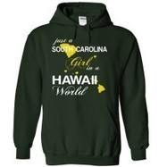 Just A South Carolina Girl In A Hawaii World | Lucky Hoodie | It's where my story begins Lucky Hoodies | Scoop.it