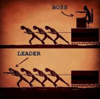 Twitter / JGeary44: I just love this picture #LeadOn ... | Leadership | Scoop.it
