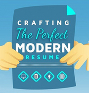 Crafting The Perfect Modern Resume [Infographic]   TEFL & Ed Tech   Scoop.it