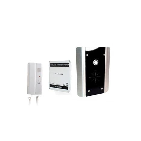 Wireless intercoms kit   Door Entry Systems   Scoop.it