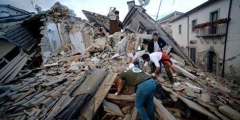 Un puissant séisme frappe le centre de l'Italie | Planete DDurable | Scoop.it