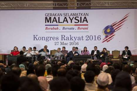 Campaign to Save Malaysia hits the road | AnythingWhatever | Scoop.it