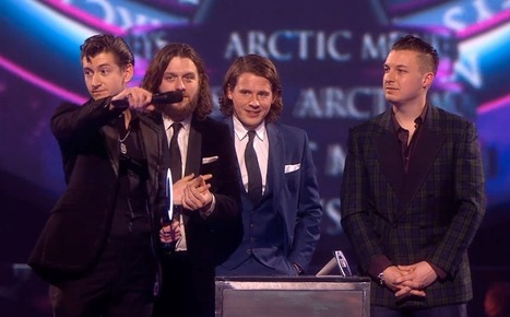 Arctic Monkeys' Alex Turner just gave the best awards show acceptance speech ... - Consequence of Sound | Arctic Monkeys | Scoop.it