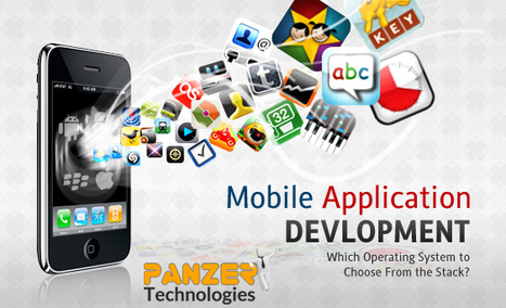 Affordable Mobile Application Development Company | Iphone Application Development | Scoop.it