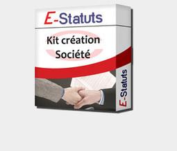 E-Statuts : Création d'entreprise, Statuts, SARL, SCI, EURL, modèle de lettres, exemple, constitution, Capital variable,société, aides et fiches d'informations sur les sociétés | Just French it | Scoop.it