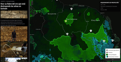 InfoAmazonia and Why We Should Talk About Geojournalism   School of Data - Evidence is Power   Analytics for High Education   Scoop.it