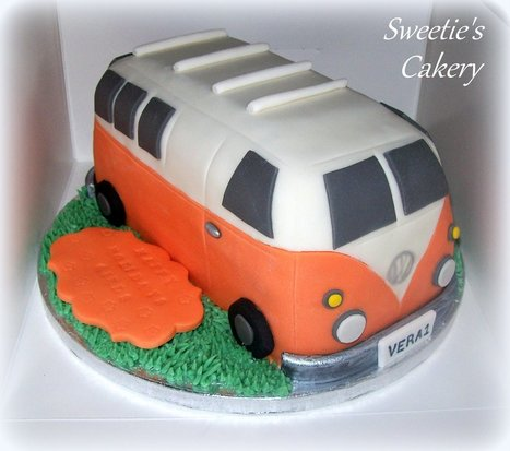 'Vera' VW Campervan | VW Camper Vans | Scoop.it