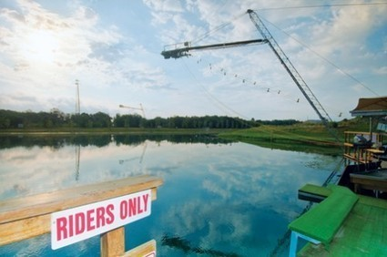 The Rise of Cable Wakeboarding Parks | Wakeboarding Magazine | Sports Entrepreneurship - McNerney 4140772 | Scoop.it
