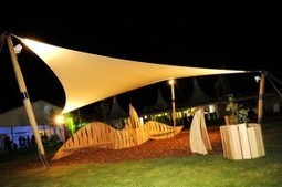 Applications of Tensile Structures: | Tensile Structures Manufacturer in Delhi | Tensile Structure India | Construction | Scoop.it