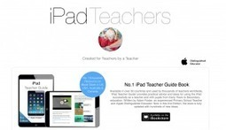 Technology Bits Bytes & Nibbles | iPad Teachers Guide iBook: EXCELLENT, well worth $2.99 | digital divide information | Scoop.it