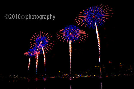 How to Photograph Fireworks Displays | Photography | Scoop.it