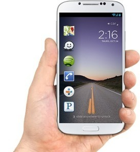 """Cover is an Android-only contextually aware """"smart"""" lockscreen, available only ... - Phandroid.com   I Love Android   Scoop.it"""