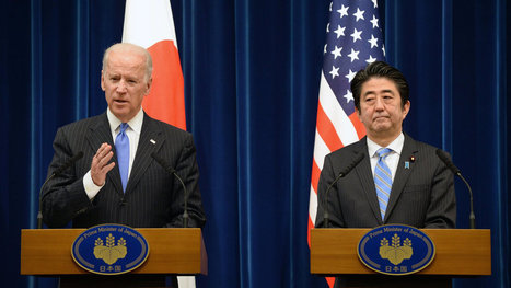 Biden, in Japan, Calibrates Message Over Tensions With China - New York Times | Secondary Education | Scoop.it