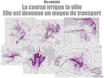 TRANSIT-CITY / URBAN & MOBILE THINK TANK: ET SI LA COURSE A PIED DEVAIT ENFIN AVOIR SES ESCALES URBAINES ?   Public transit   Scoop.it