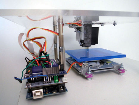 DIY BioPrinter | FabricOfCode | Scoop.it