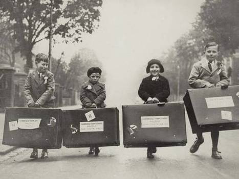 Exhibition shows the heartbreaking history of British child migration | University of Kent in the News | Scoop.it