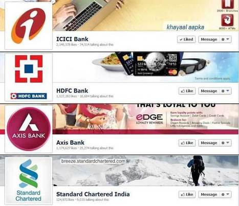 How Indian Banks are using Social Media for marketing   Social Media   Scoop.it