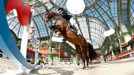 Showjumping has games glamour | Cheval et sport | Scoop.it