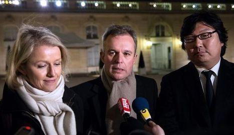 Manuel Valls reçoit une délégation d'Europe Ecologie-Les Verts - L'Express | Ecologie | Scoop.it