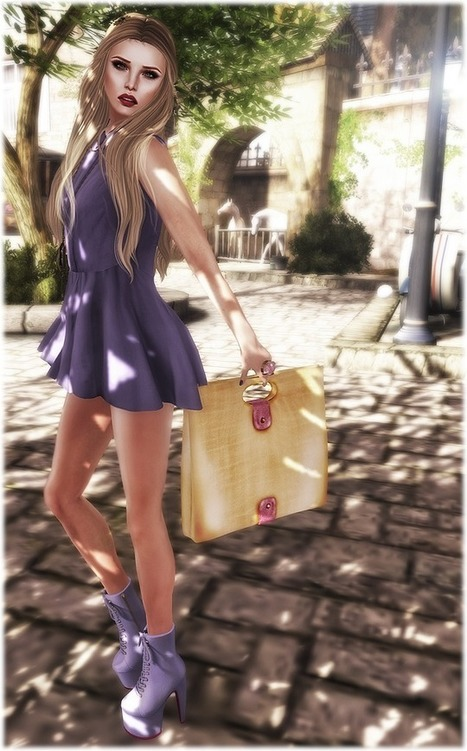 Just keep comin around | Second Life Fashion | Scoop.it